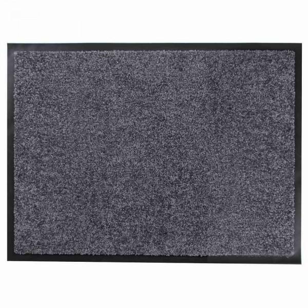 "Fußmatte ""Twine"" grau 60x80 cm"