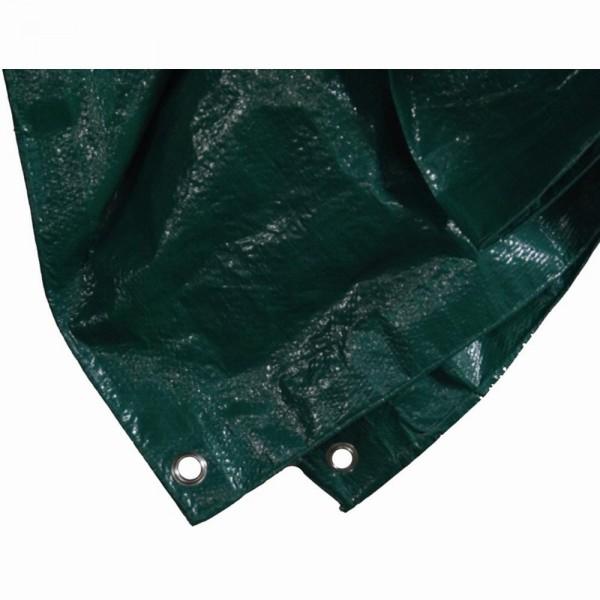 Schutz Plane grün 3x4m