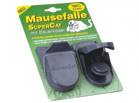 SuperCat Mausefalle 2St.