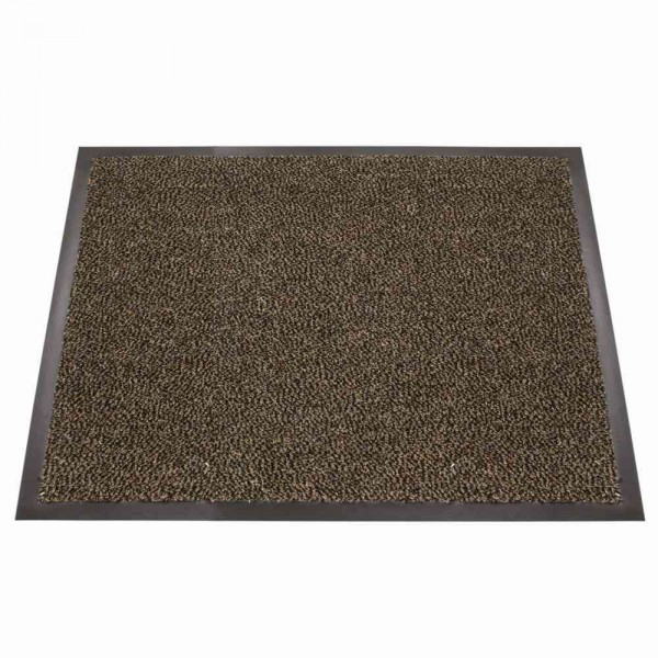 "Fußmatte ""Mono"" braun 40x60 cm"